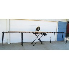 Complete Power Bench w/ Extra Extension Table