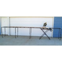 Power Bench® Pro Complete Power Bench w/ Extra Extension Table & Adaptors